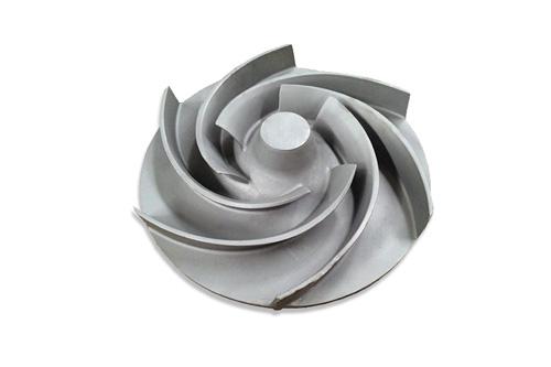 激光焊接机是如何焊接叶轮的