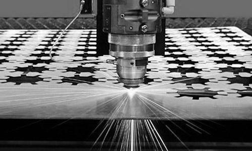 各行业的激光切割机应用