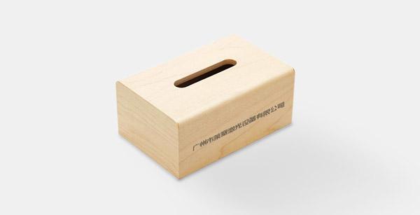 纸巾盒激光打标