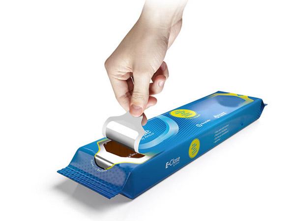 软包装薄膜的激光分层切割应用