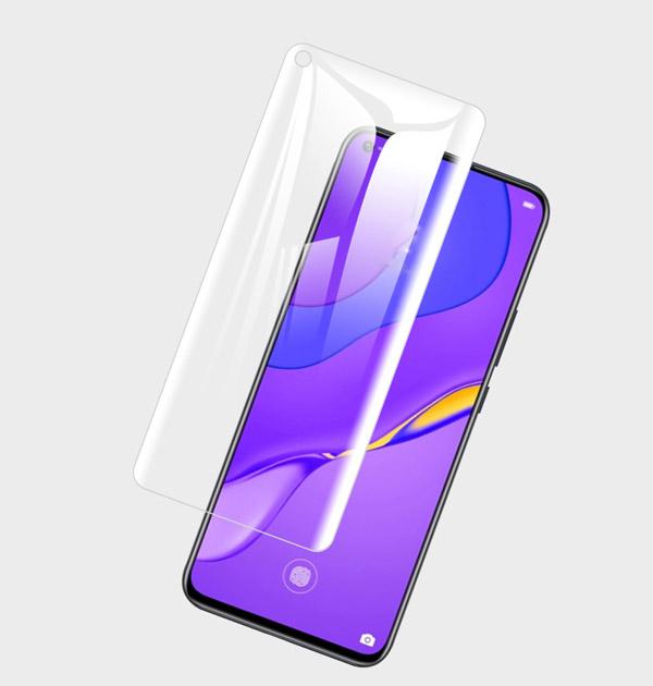 手机薄膜激光切割机的应用