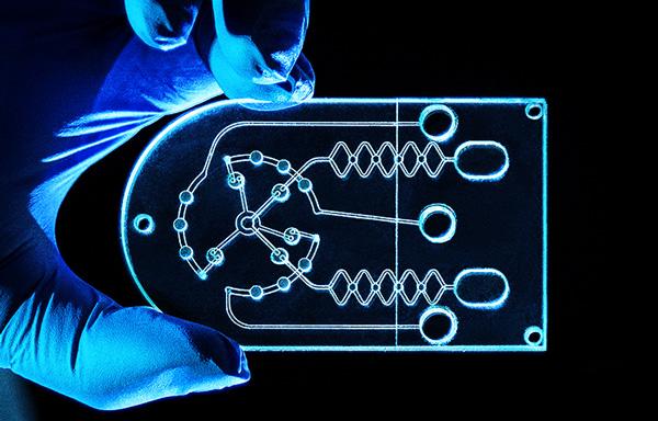 微流控芯片生产工艺的六种设备(图1)