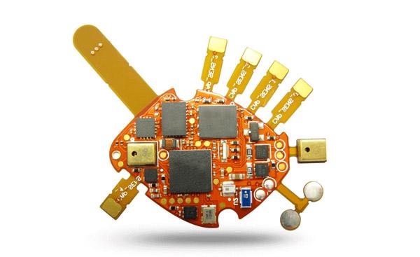 PCB激光切割样品