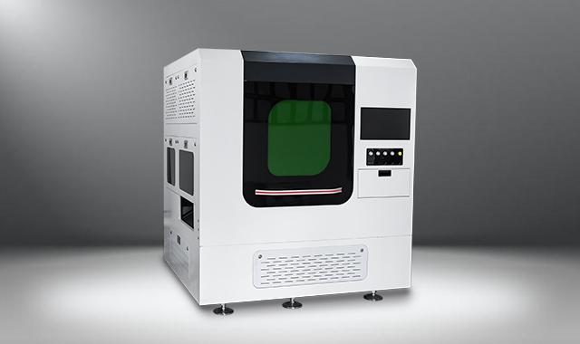 小型精密光纤激光切割机在加工上独特的