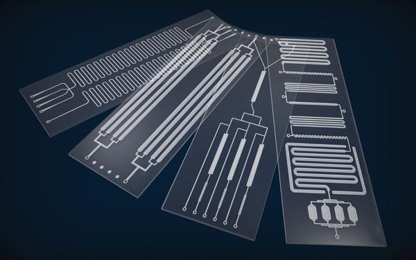 微流控激光焊接案例