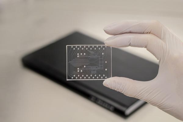 微流控激光焊接技术