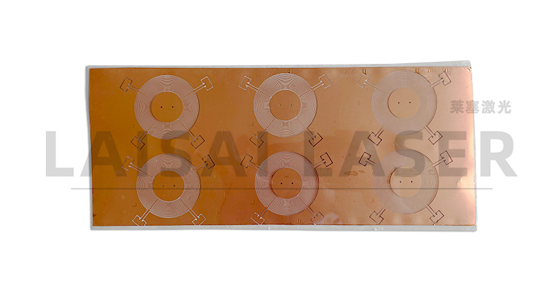 激光切割在铜箔铝箔钛合金箔中的应用