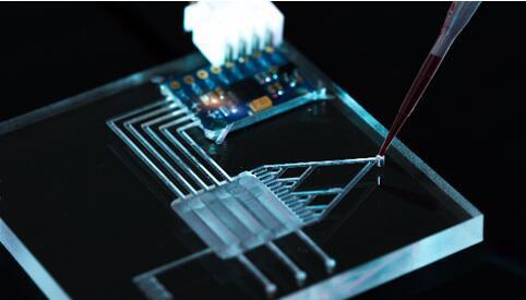 微流控技术发展及应用